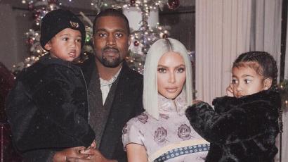 Világra jött Kim Kardashian és Kanye West harmadik közös gyermeke