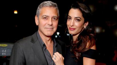 Világra jöttek George és Amal Clooney ikrei