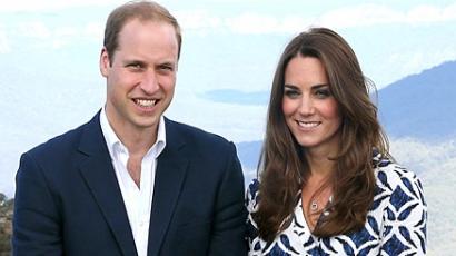 Villantott Kate Middleton