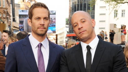 Vin Diesel sok mindent köszönhet Paul Walkernek