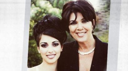 Vissza a '90-es évekbe: így nézett ki elsőbálozóként Kim Kardashian