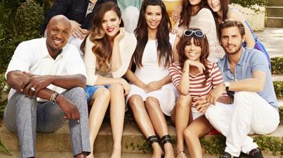 Visszatér a K, mint Kardashian