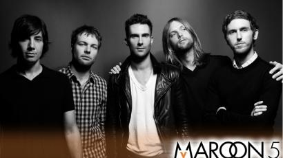 Visszatért a Maroon 5