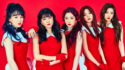 Visszatért a Red Velvet