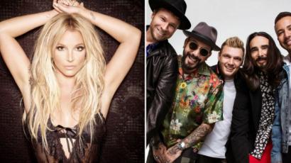 Visszatértek a 90-es évek Britneyvel és a Backsteet Boysszal