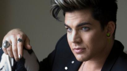 Vörös hajszínre váltott Adam Lambert