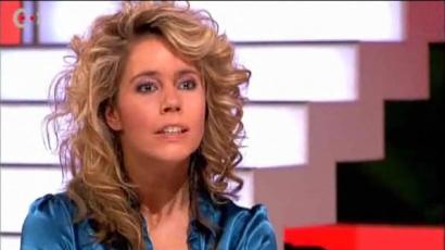 VV Éva lejáratta magát a tévében