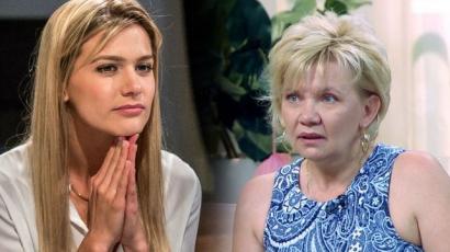 Weisz Fanni mégis békül édesanyjával