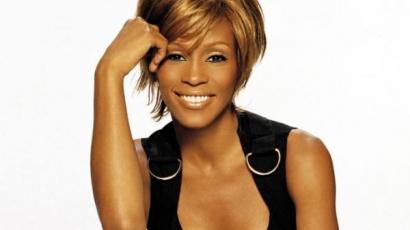 Whitney Houston viaszszobrokat kapott