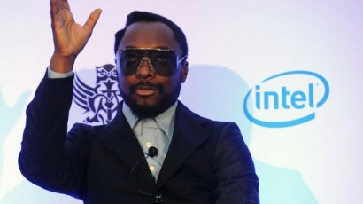 Will.I.Am az Intel munkatársa lett