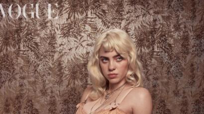Wow! Billie Eilish szexi fehérneműben mutatta meg magát a Vogue-ban