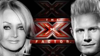 X-faktorossal énekel duettet Bonnie Tyler