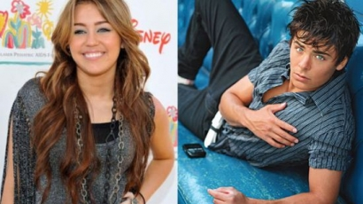 Zac Efron büszke Miley Cyrusra