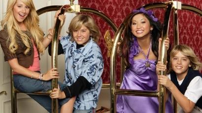 Zack & Cody élete: egy összetartó csapat