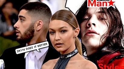 Zayn és Gigi Hadid nem bírja elviselni Harry Styles sikerét