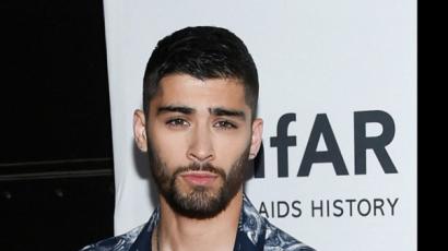 Zayn Malik csúnyán kiakadt a Grammy-díjátadóra