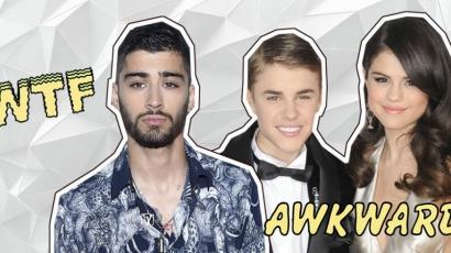 Zayn Malik tagadja, hogy romantikus kapcsolatba bonyolódott volna Selena Gomezzel