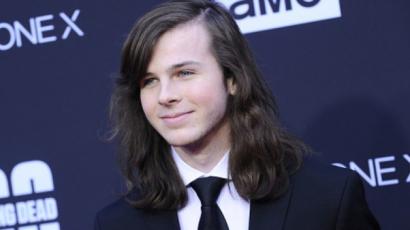 Zenei karrierbe kezdett a The Walking Dead sztárja! Steve Aoki kiadójához szerződött Chandler Riggs
