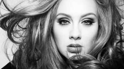 Zenetörténelmet írt visszatérő albumával Adele