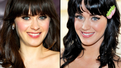 Zooey Deschanel alakítja Katy Perryt a videoklipben: itt a Not the End of the World