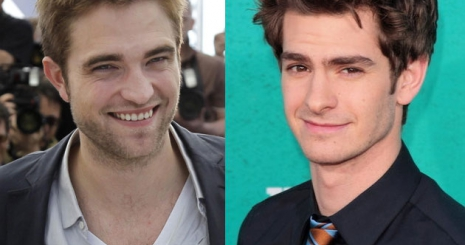 Robert Pattinson Andrew Garfield on Robert Pattinson   S Andrew Garfield Ki Nem   Llhatj  K Egym  St