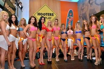 Hooters Szépségverseny