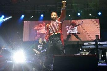 DJ Bobo koncert | Dejavu Fesztivál 2015