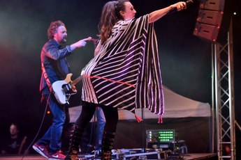 Rúzsa Magdi koncert | Kincsem Park 2015