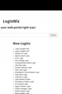 loginwiz