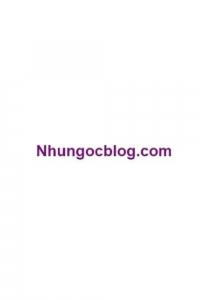 nhungocblog