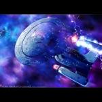 USS Enterprise-D űrkisülésben