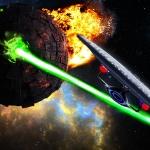 Borg gömb vs. Galaxy:Ezúttal mellé.......