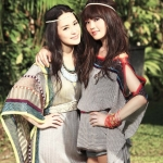 Gillian Chung & Charlene Choi
