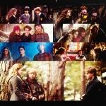 Hermione,Harry & Ron