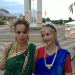 indiai tánc fellépés