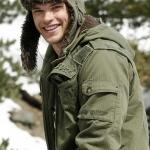 Snowboarding In Big Bear City With Brother Brandon - (30.01.10) 05.jpg