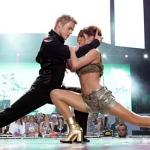 Cheryl and Derek