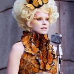Effie Trinket - Butterfly dress ♥.