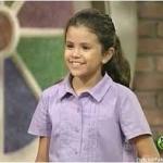 Selena kiskorában