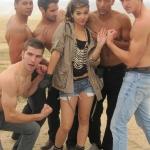 Hayley and Boys♥
