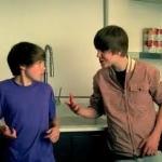 Chirs and Justin