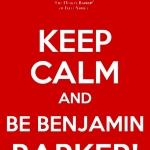 be Benjamin Barker.