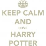 love harry Potter.