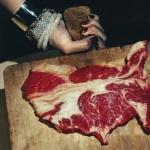1 hús a  pácban