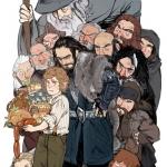 •The Hobbit•