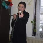 Sanyi barátom Don Corleone-ként