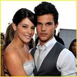 Ashley Greene és Taylor Lautner