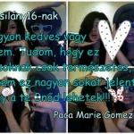Paca Marie Gomeztól♥