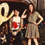 Daniel és Bonnie - Harry és Ginny♥