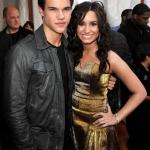 Demi Lovato és Taylor Lautner